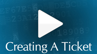 Creating A Ticket In The Client Portal